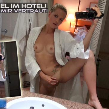 schnuggie91 Videonews: Mieses Spiel im Hotel! Sie hat mir vertraut!