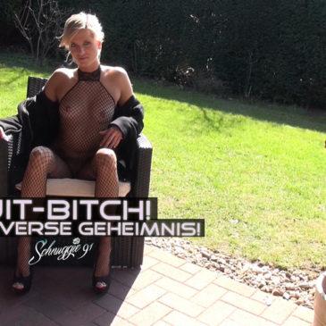 schnuggie91 Video:  Catsuit-Bitch! Das perverse Geheimnis!