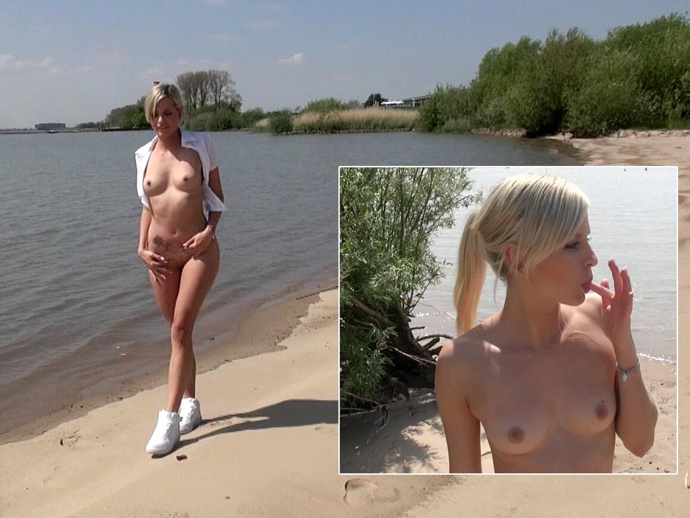 sexfilm am strand