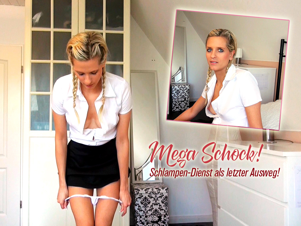 Mega Schock - Schlampen-Dienst mit Schnuggie91